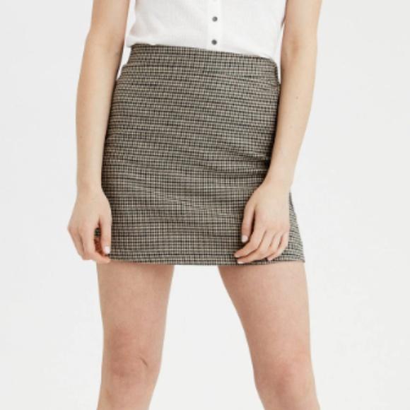 65eaba3a37 American Eagle Outfitters Dresses & Skirts - AE - PLAID MINI SKIRT